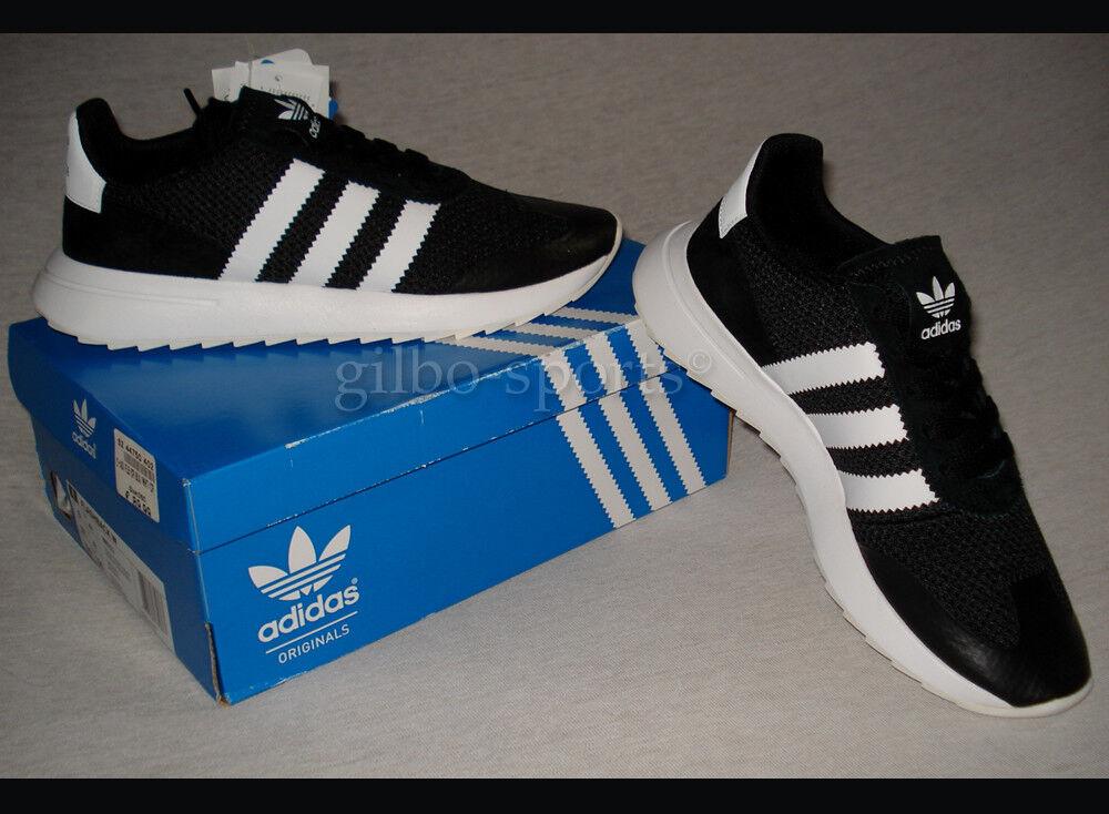 ebbe8d2a0 Adidas flashback W Black & White /3 37 1/3 38 2/3 39 1/3 40 41 ...