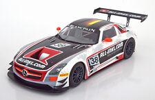 Minichamps Mercedes Benz SLS AMG GT3 Champions GT1 Worldchampionship 2012 1/18