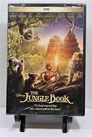 Disney Dvd The Jungle Book 2016 100% Authentic Rewards Inside Sealed