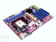 Biostar NF325-A9 Nvidia Chipset-GART Mac