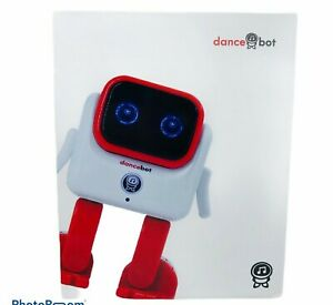 Dance Bot Dancing Robot Bluetooth Speaker Smart Toy Follow Music