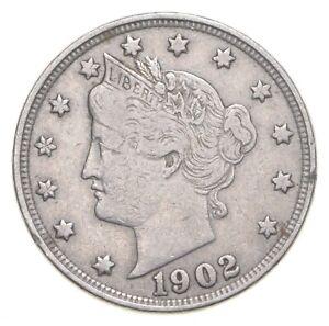 1912-S 5C Liberty Nickel in Very Good Condition | eBay