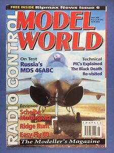 RC-Modell-Welt-Radio-Kontrollierte-Aircraft-May-1996