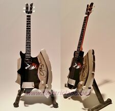 Mini Guitar Gene Simmons KISS bass Handmade reproduction chitarra miniature