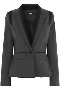 Contoured Jacket Contoured Jacket Warehouse Warehouse Panelled Contoured 16 16 Warehouse Panelled 6RnnaqPOS