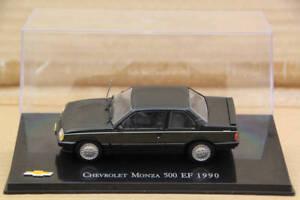 Altaya-1-43-Chevrolet-Monza-500-EF-1990-Diecast-Models-Limited-Edition-Auto