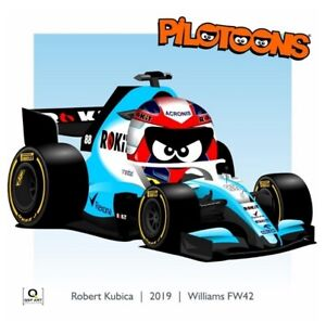 Print-on-Canvas-Williams-FW42-2019-88-Robert-Kubica-POL-by-BM