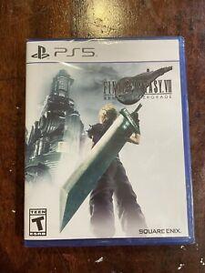 Final Fantasy VII Remake Intergrade PlayStation 5 PS5 - BRAND NEW SEALED