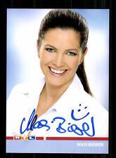 Maxi Biewer RTL Autogrammkarte Original Signiert # BC 84964