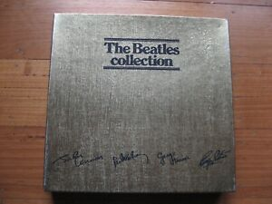THE-BEATLES-COLLECTION-GOLD-BOX-SET-14-LP-039-s-Oz-LIMITED-EDITION-4000-ONLY