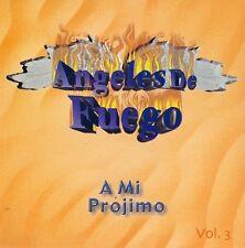 A Mi Projimo-Angeles de Fuego - CD de musica cristiana