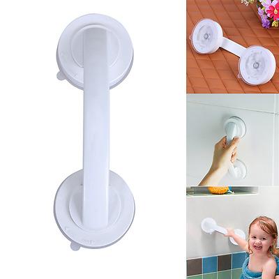 Bathroom Shower Tub Room Super Grip Suction Cup Grab Bar Handrail Handle Tool