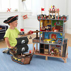 Kidkraft Wooden Playset Pirate's Cove Play Set Pirate 63284