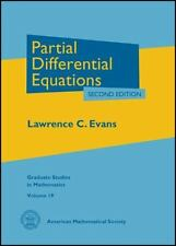 Graduate Studies in Mathematics: Partial Differential Equations 19 by Lawrence C. Evans (2010, Hardcover, Revised)
