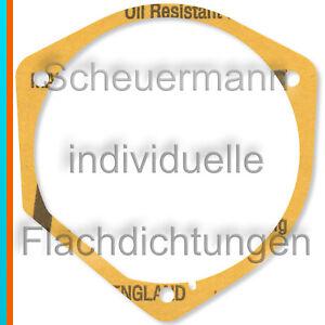 Dichtung Kurbelgehäuse links passend für NSU 1000 1100 1200 TT//TTS