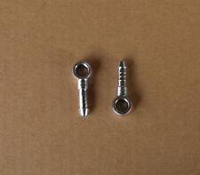 Ringschlauchnippel Ringnippel mit Ringauge 8 mm DIN 7642 DN 3