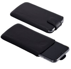 Suncase-Leather-Cell-Phone-Case-Cap-Black-Silicone-Case-For-IPHONE-11-Pro