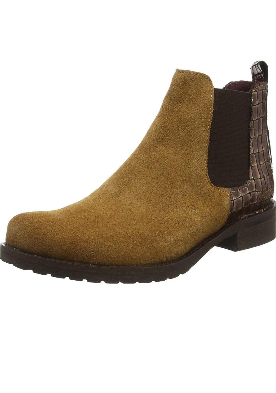 Bunker Mavy Chelsea Boots Size 6
