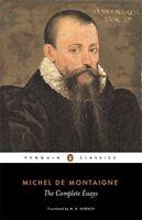 Michel De Montaigne - The Complete Essays (penguin Classics) By Michel De Montai on sale