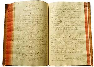 1799-Manuscript-Treatise-NEUROLOGY-NERVE-SYSTEM-BRAIN-Early-Neuroscience