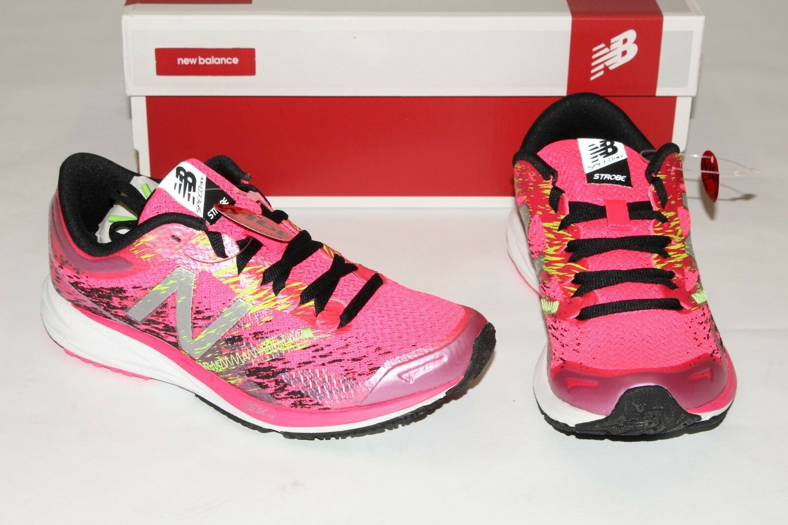 New Balance  Women's Wstro Running Exercise shoes 5 D Wide Pink  fast shipping worldwide