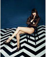 Agent Provocateur Black Gold Sparkle Gina Body Size 10 Rrp £625