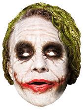 Joker Pappmaske NEU - Karneval Fasching Maske Gesicht