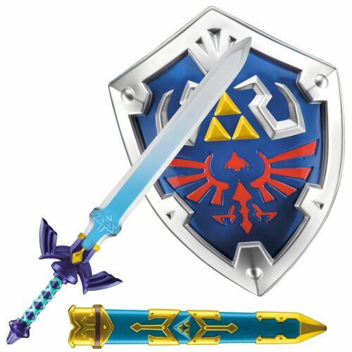 The Legend of Zelda Sword /& Shield Kit