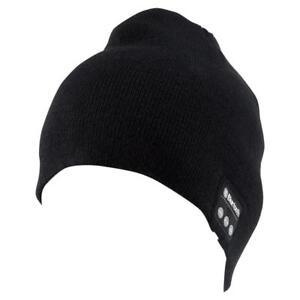 Bluetooth-Hat-Black