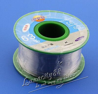 90g 0.3mm 63/37 Tin Lead Wire Rosin Core Solder Flux Soldering Welding Iron Reel
