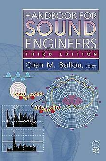 Handbook for Sound Engineers von Glen M. Ballou   Buch   Zustand gut