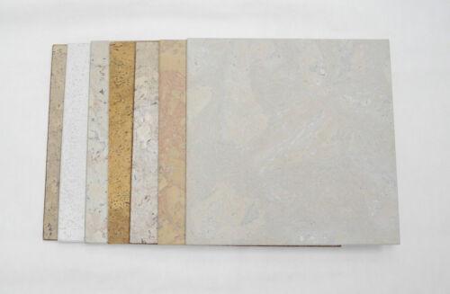 Korkplatte zum Basteln, ca 300x300x4mm, natur oder gefärbt
