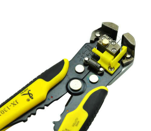 Self Adjusting Automatic Wire Stripper Crimper Pliers Cutter Stripping Tool