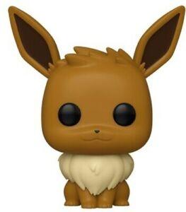 Pokemon-Eevee-Funko-Pop-Games-2020-Toy-NUEVO