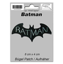 Batman PATCH Aufbügler Aufnäher Abzeichen Bügelbild Patch Anime Comic Batmann