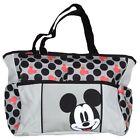 Disney Mickey Mouse Small Polka Dot Tote Diaper Bag