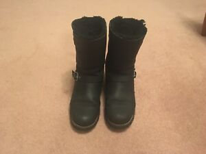 f0e4216cf77 Details about Womens black UGG boots, Noira, size 5.5 UK, good used  condition