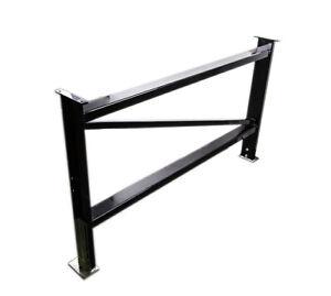 Werktisch-Tischgestell-Seitenteil-Tischbein-Packtisch-Tisch-Werkbank-Stahl-137-5
