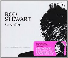 ROD STEWART - STORYTELLER: COMPLETE ANTHOLOGY 1964-1990  4 CD NEU