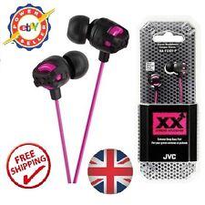 JVC HA-FX101 XX XTREME XPLOSIVES EARPHONE In-Ear Headphones Pink IPHONE MP3