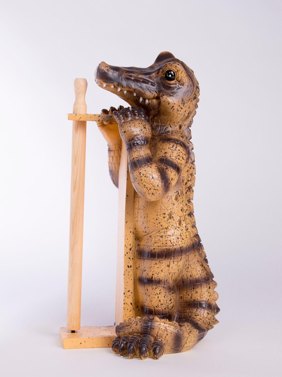 Konvolut 8 Stk Krokodil Alligator Küchenrollenhalter Küchendeko Küche Dekoration Dekoration Dekoration bdb0da
