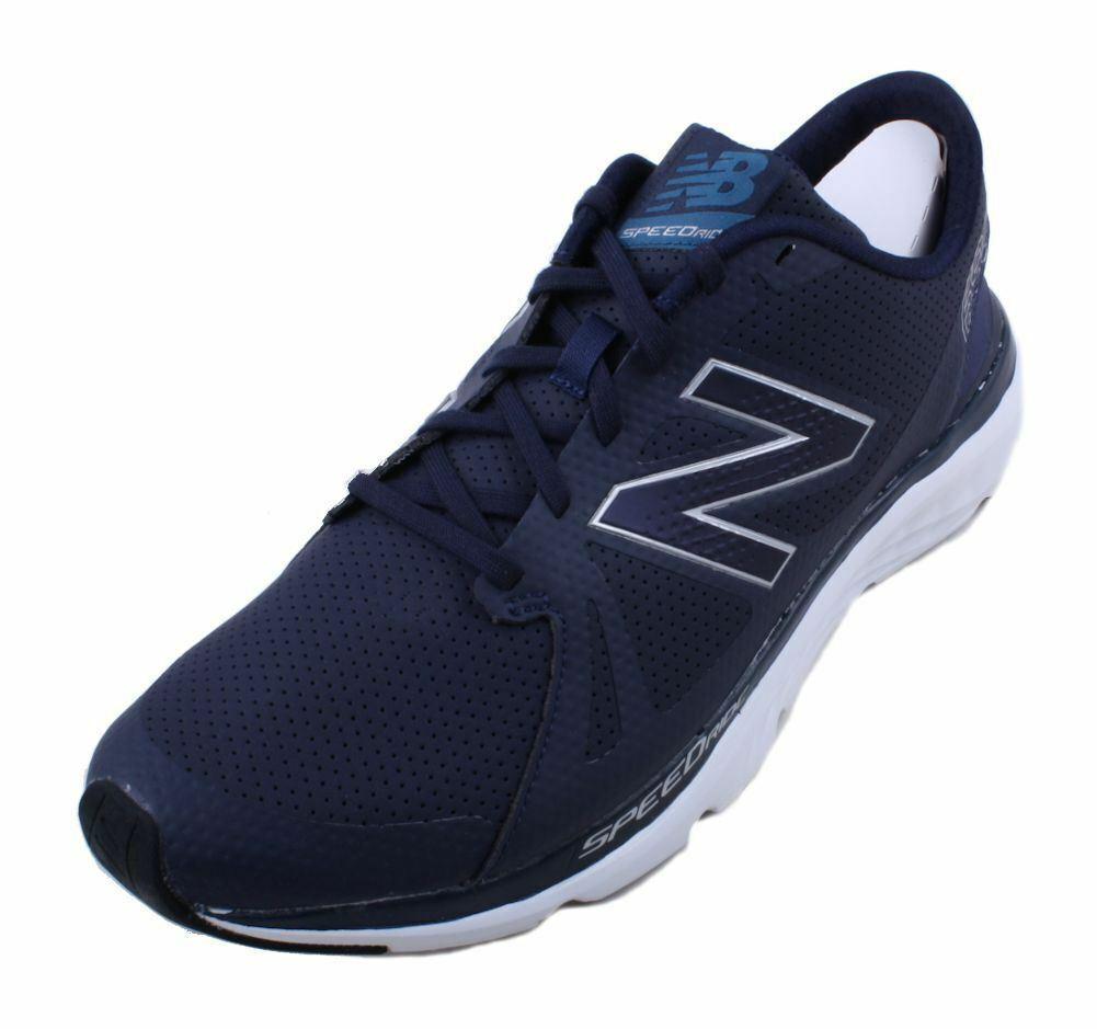New Balance M690HB4 Mens bluee Grey White Running Sneakers