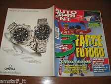 AUTOSPRINT 1994/38=MICHAEL SCHUMACHER=ALEX ZANARDI=PATRICK SNIJERS=