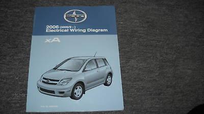2006 Scion XA Electrical Wiring Diagram Troubleshooting ...