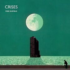 Mike Oldfield Crises CD+Bonus Tracks NEW SEALED 2013 Moonlight Shadow+
