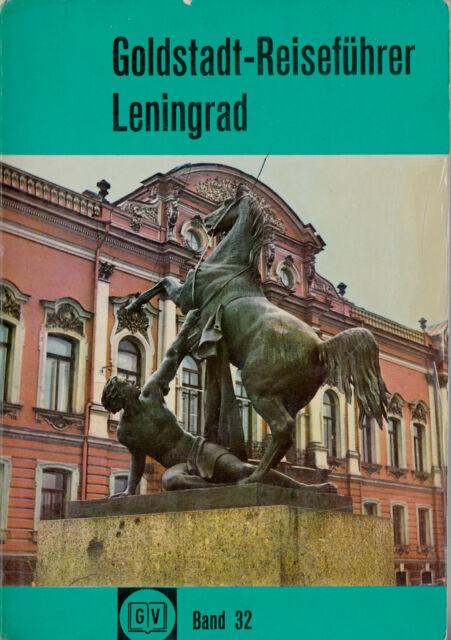 RB- M Goldstadt-Reiseführer :  LENINGRAD