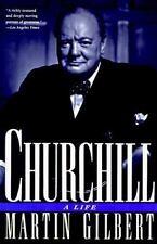 Churchill: A Life, Martin Gilbert, Good Condition, Book