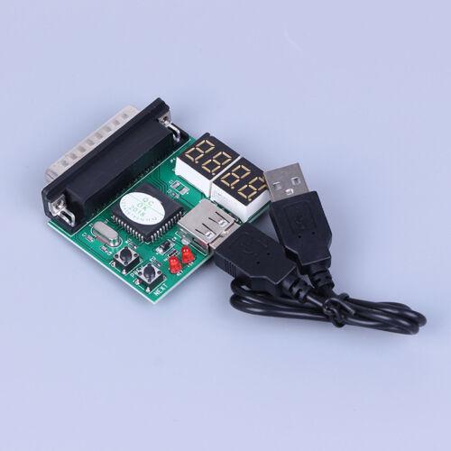 PC/&laptop diagnostic analyzer 4 digit card motherboard post tester F Hc