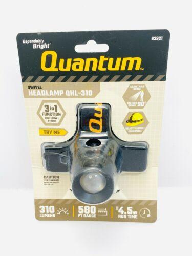 QUANTUM HEADLAMP QHL-310 310 Lumens 63921