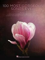 100 Most Gorgeous Songs Ever Sheet Music Piano Vocal Guitar Songbook 000145498
